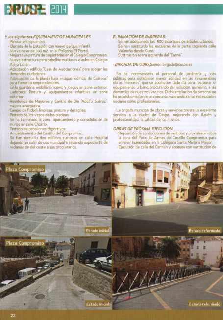 Medidas necesarias para mejorar nuestra ciudad